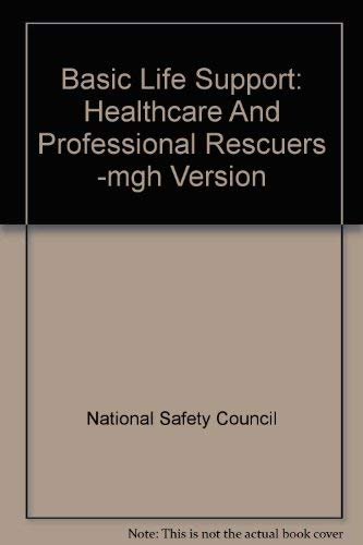 9780073520803: Basic Life Support: Healthcare and Professional Rescuers (MGH version)