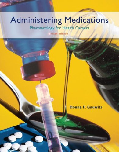 9780073520858: Administering Medications