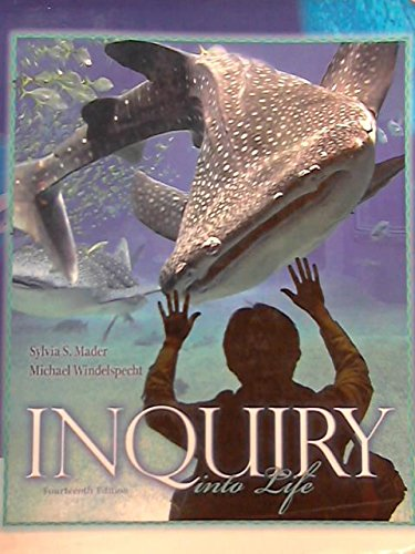 9780073520933: Inquiry into Life