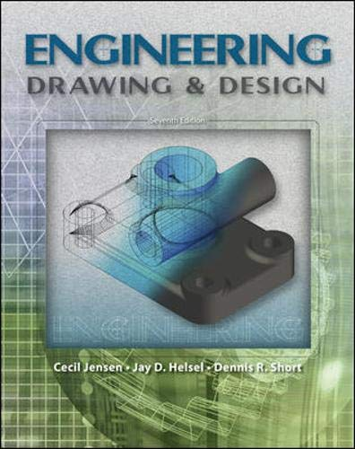 9780073521510: Engineering Drawing And Design