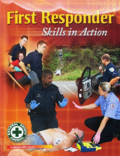 9780073521961: First Responder : Skills in Action -Text Only