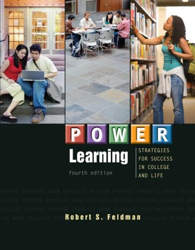 9780073522432: P.O.W.E.R. Learning: Strategies for Success in College and Life