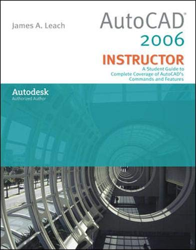 9780073522616: AutoCad 2006 Instructor