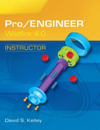 9780073522661: Pro/Engineer Wildfire Instructor