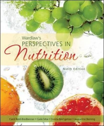 9780073522722: Wardlaw's Perspectives in Nutrition