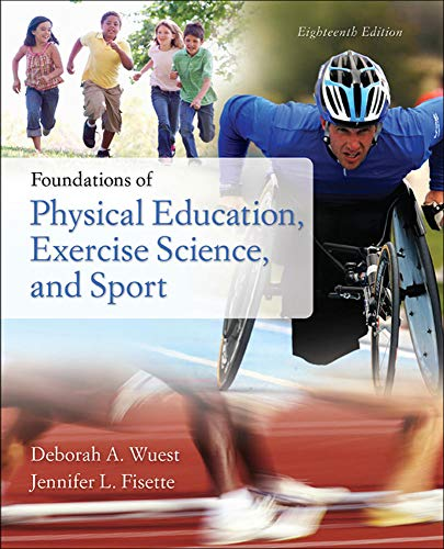 9780073522777: Foundations of Physical Education, Exercise Science, and Sport