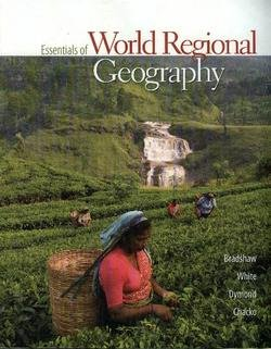 9780073522814: Essentials of World Regional Geography