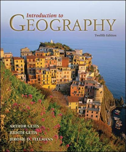 9780073522821: Introduction to Geography