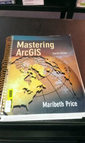 9780073522845: Mastering ArcGIS