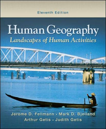 9780073522852: Human Geography
