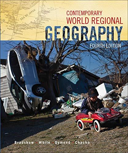 9780073522869: Contemporary World Regional Geography