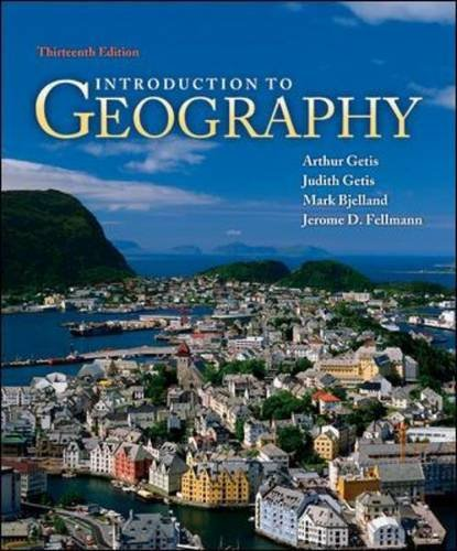 9780073522876: Introduction to Geography