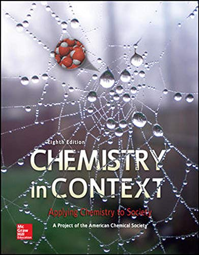 9780073522975: Chemistry in Context