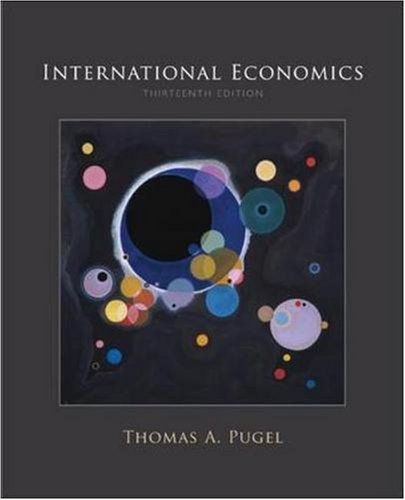 9780073523026: International Economics
