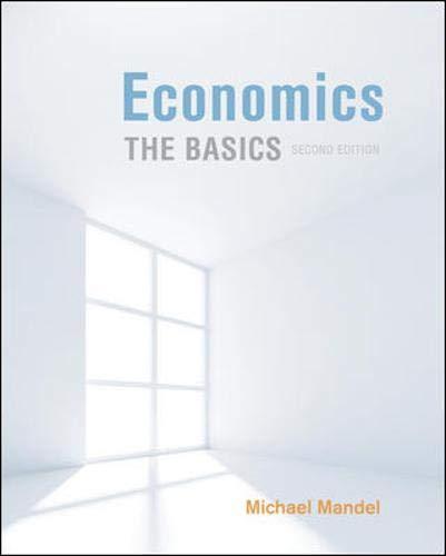 9780073523187: Economics: The Basics (Mcgraw-Hill/Irwin Series in Economics)