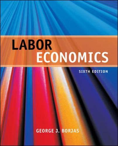 9780073523200: Labor Economics