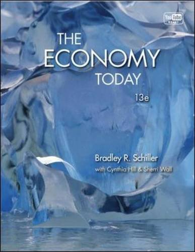 9780073523217: The Economy Today, 13th Edition (McGraw-Hill Series Economics)