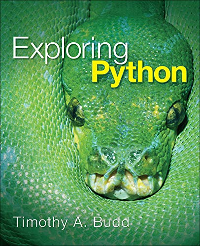 9780073523378: Exploring Python