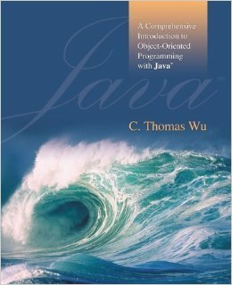 A Comprehensive Introduction to Object-Oriented Programming with Java: Wu, C. Thomas