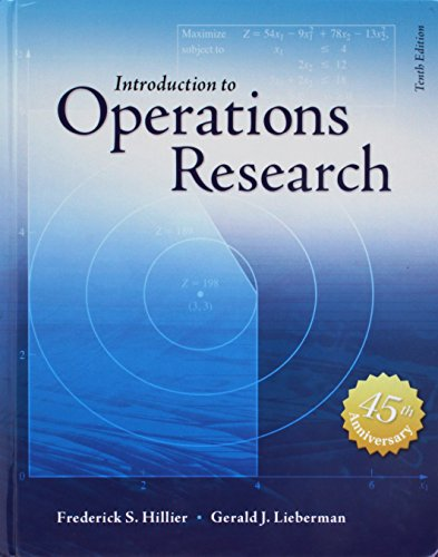9780073523453: Introduction to Operations Research