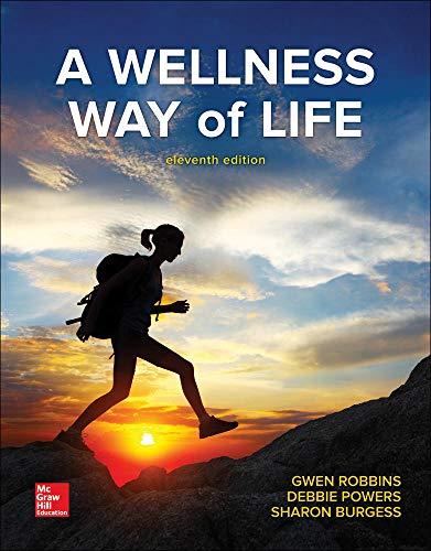 9780073523507: A Wellness Way of Life, Loose Leaf Edition (B&B Physical Education)
