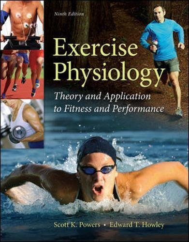9780073523538: Exercise Physiology: Theory and Application to Fitness and Performance