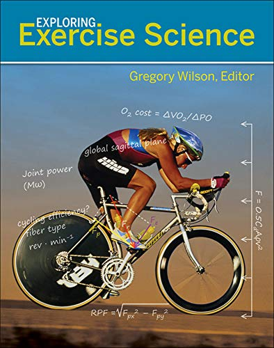 Exploring Exercise Science: Wilson, Gregory
