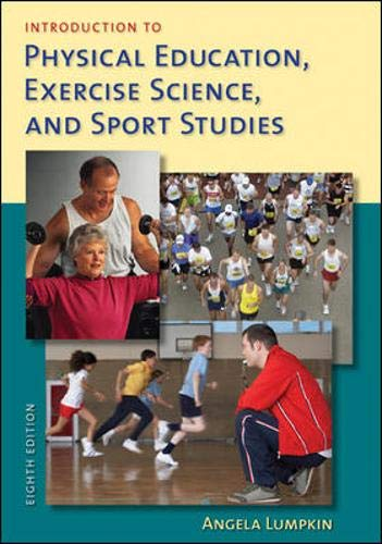 9780073523781: Introduction to Physical Education, Exercise Science, and Sport Studies