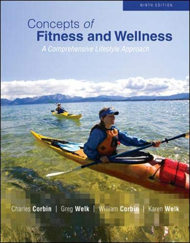 9780073523811: Concepts of Fitness And Wellness: A Comprehensive Lifestyle Approach