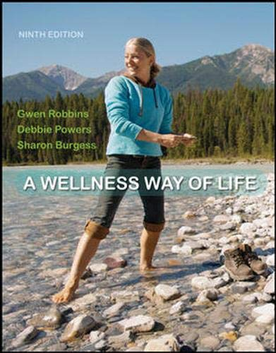 9780073523835: A Wellness Way of Life