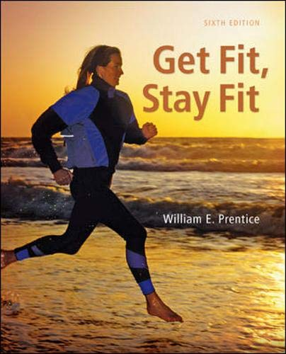 Get Fit, Stay Fit: William Prentice