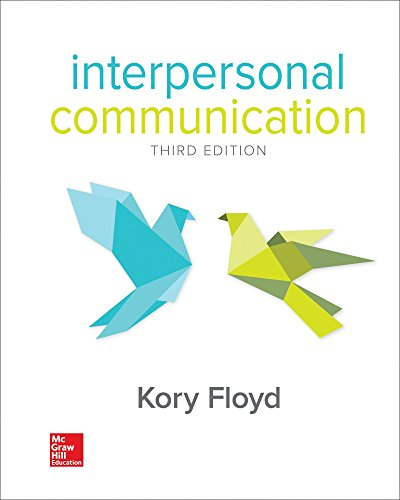 9780073523903: Looseleaf for Interpersonal Communication