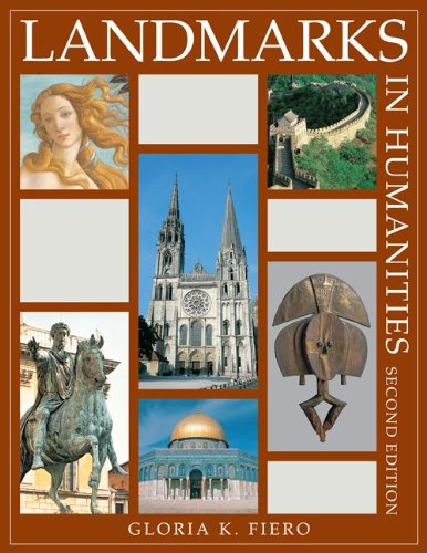 9780073523965: Landmarks in Humanities Second Edition