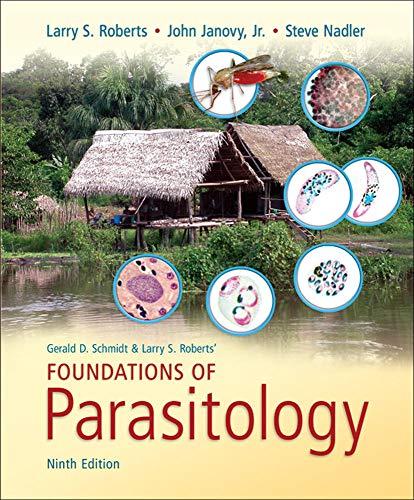 9780073524191: Foundations of Parasitology