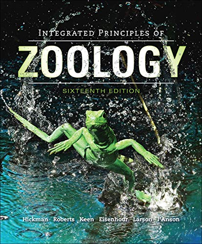 9780073524214: Integrated Principles of Zoology
