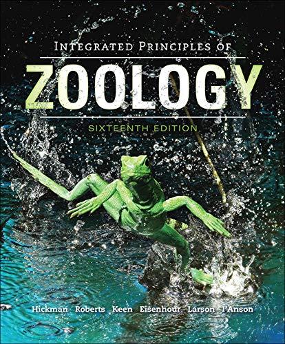 9780073524214: Integrated Principles of Zoology (Botany, Zoology, Ecology and Evolution)