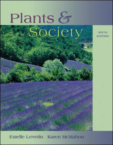 9780073524221: Plants and Society