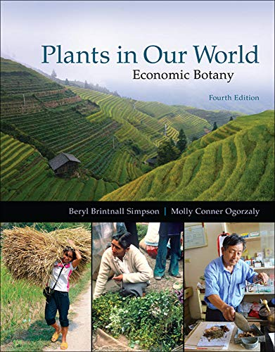 9780073524245: Plants in Our World: Economic Botany: