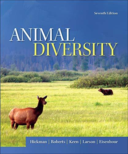 Animal Diversity: Hickman Jr. Emeritus,