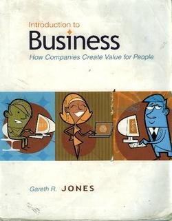 9780073524566: Introduction to Business: How Companies Create Value for People
