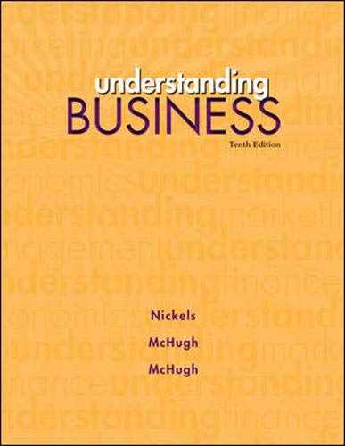9780073524597: Understanding Business, 10th Edition