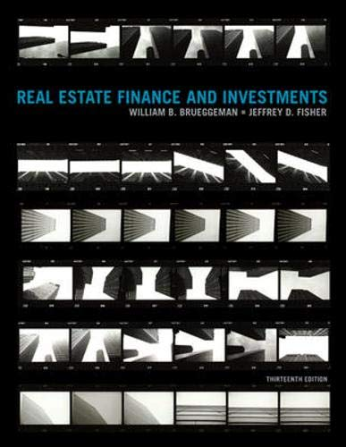 9780073524719: Real Estate Finance and Investments