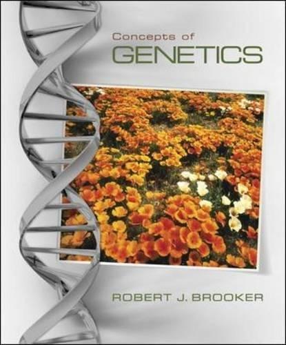 9780073525334: Concepts of Genetics