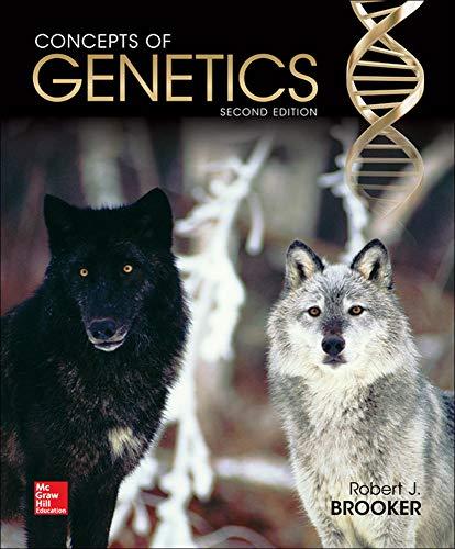 9780073525358: Concepts of Genetics