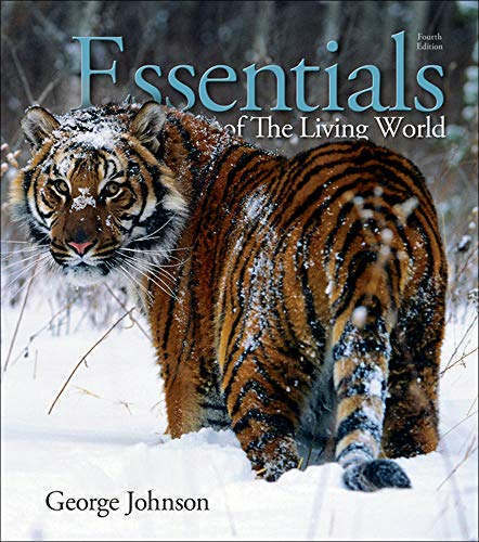 9780073525471: Essentials of The Living World (WCB General Biology)