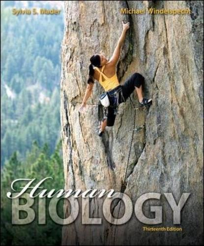 9780073525488: Human Biology