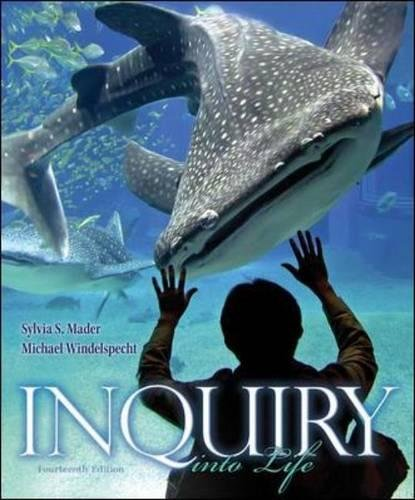 9780073525525: Inquiry into Life