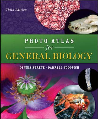 9780073525556: Photo Atlas for General Biology