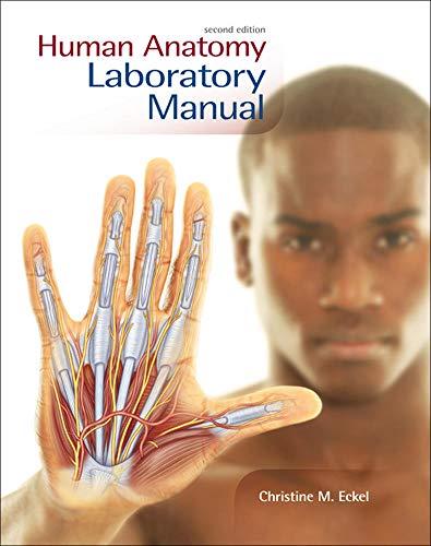Human Anatomy Lab Manual: Eckel Biology Instructor,