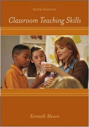 9780073525815: Classroom Teaching Skills